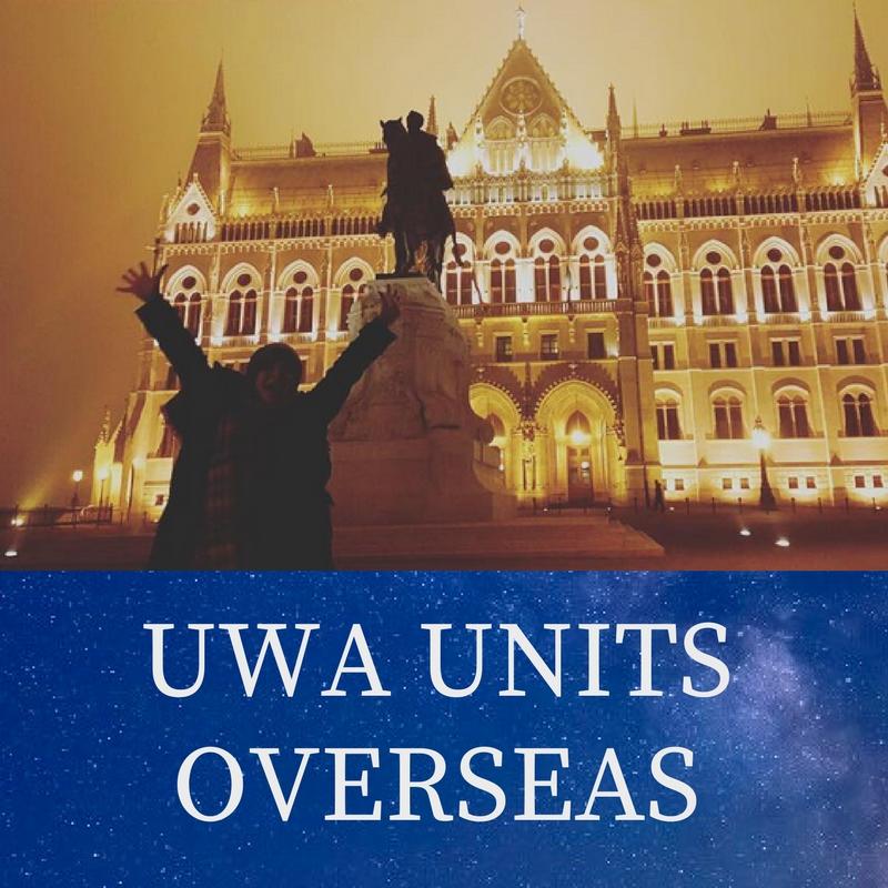 Uwa calendar 2019